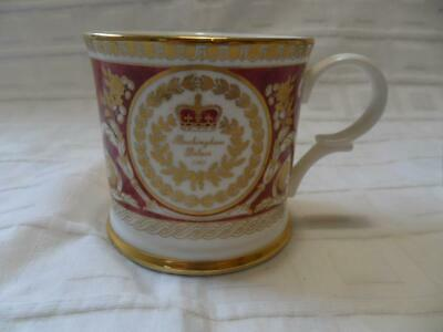 Royal Collection Trust. Buckingham Palace 1995 Collectors Mug • 4.99£