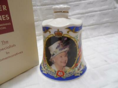 Peter Jones/Aynsley, 2012 Diamond Jubilee Commemorative Bell (Boxed) • 9.99£