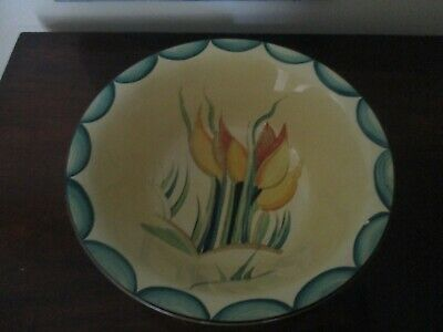 Rare Hand Painted Grays Pottery Bowl • 40£