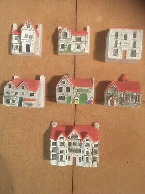 Philip Laureston Pottery-The Manor, School, Garage, Brewery, Pub, Bakery & Bank • 1£