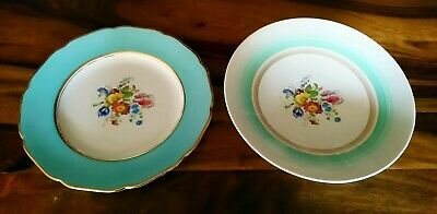 Vintage Gray's Pottery Plate And Bowl Set • 7£