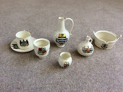 Goss - Collection Of 6 (See Description For Condition) • 18£