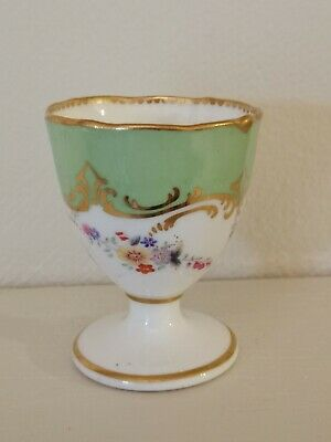 Antique Egg Cup , Possibly Coalport . • 1£