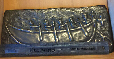 The Bantry Boat Wall Plaque / Made In Ireland By The Wild Goose Studio - Pottery • 25£