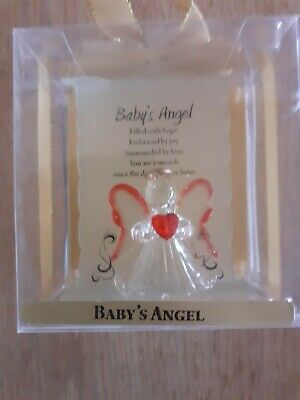Baby Figurine Glass Crystal Ornaments Gift  • 2£