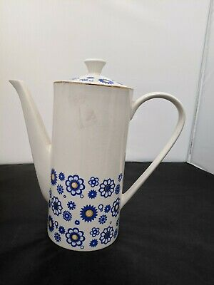 Vintage Lord Nelson Ware Pottery 'Serenade' Hot Water/Coffee Pot  • 8.11£