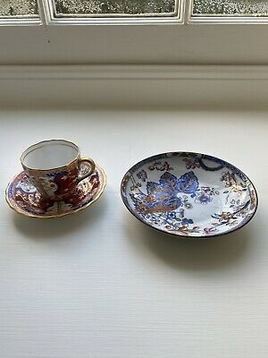 Two Attractive Pieces Of Spode China • 7.50£
