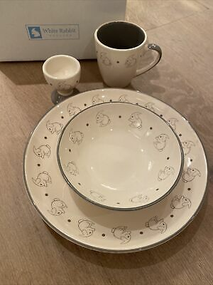 White Rabbit England Crockery Set • 8£