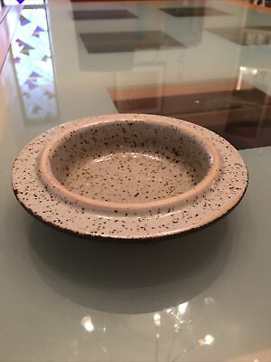 Vintage 1970s Purbeck Pottery Portland Stoneware Lid/ Base Stand • 6£