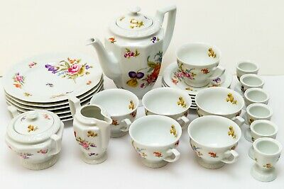 Rosenthal - Classic Rose Collection - Breakfast Service - Perfect Condition • 120£