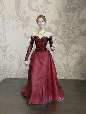 Royal Worcester - Figurine Of The Year 2004 Lucy • 56£