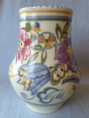 Poole Pottery Vase Rare AP Pattern By Truda (Adams) Carter By Eileen Prangnell • 24.99£