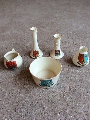 Goss - Collection Of 5 (See Description For Condition) • 12£