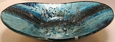 Vintage Glass Bowl. Very Colourful  • 0.99£