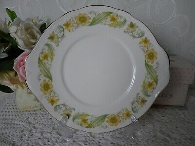 Lovely Vintage Duchess  Greensleeves  Cake Plate,  Good Condition • 4£