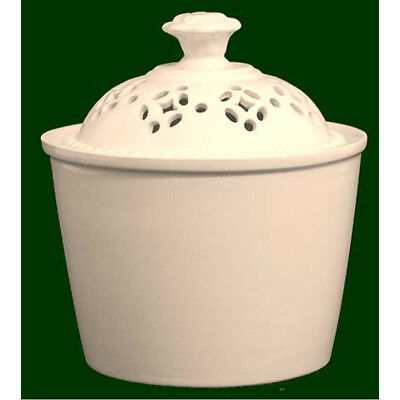 Royal Creamware Pierced Sugar Cup • 12.99£