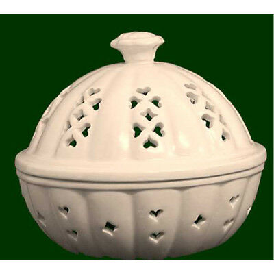 Royal Creamware Pot Pourri Large • 12.99£