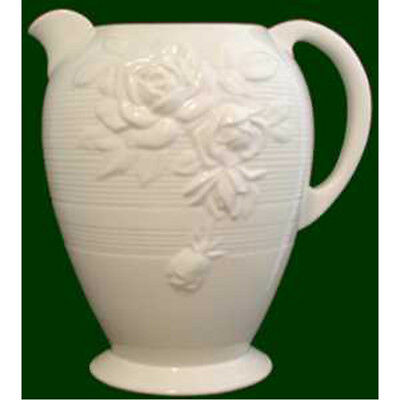 Royal Creamware Small Victorian Rose Jug • 12.99£
