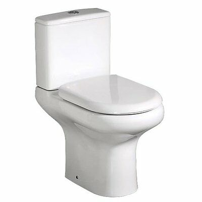 Toilet Seat To Fit RAK Compact R.A.K Ceramics Quality Alternative Soft Close • 32£