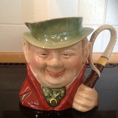 Vintage Beswick Tony Weller Toby Dickens' 'Pickwick Papers' Character Jug No.281 • 75£