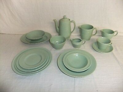 C4 Pottery Woods Ware - Beryl (stamps Vary) 4E6C • 5.99£