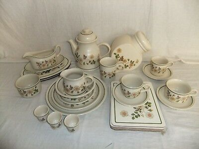 C4 Pottery Marks & Spencer Autumn Leaves - Oven To Tableware 3F5A • 18.99£