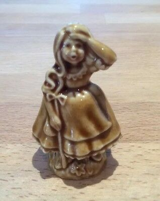 Vintage Wade Whimsies BO-PEEP Figure 1971 From SHARPS CHOCOLATE EASTER EGG • 6.90£
