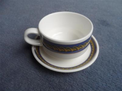 British Airways Concorde Cup And Saucer 1970's Royal Doulton Rare • 60£