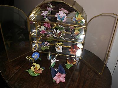 Franklin Mint Butterflies Of The World • 120£
