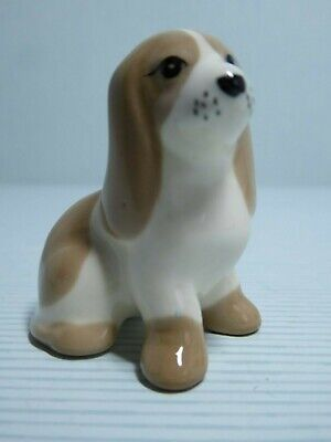 Lovely Szeiler Seated Spaniel Dog Figure With Lovely Facial Expression  • 4.99£