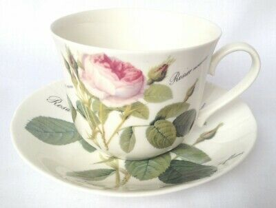 Roy Kirkham Redouté Roses Breakfast Cup And Saucer  • 17£