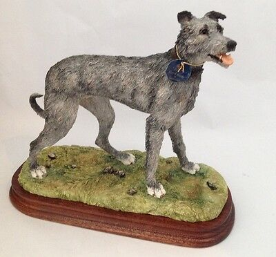 Border Fine Arts Classic Lurcher Grey B1053 Limited Edition New And Boxed • 149.99£