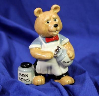 Rare Wade Rodney Sweetshop Bear Excellent Condition Limited Edition Of 100 • 24.99£