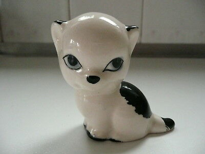 Studio Szeiler - Black And White Spoty Cat • 13£