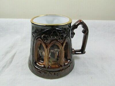 Yarmouth Potteries Norwich Cathedral 900th Anniversary Ltd Edition Tankard With  • 24.99£