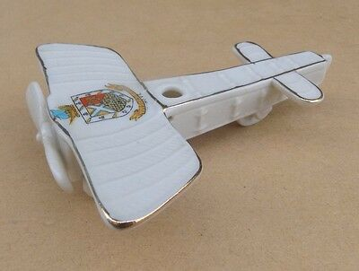 Crested China Monoplane - Hove • 59.99£