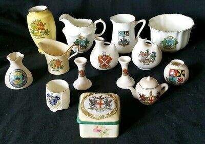 Joblot Of Crested Ware • 20£