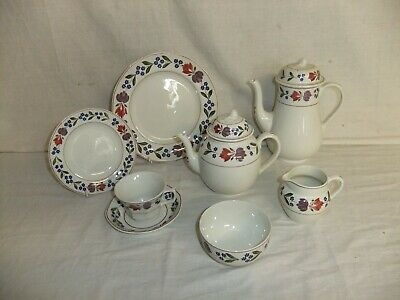 C4 Pottery Adams Fine English Ironstone - Old Colonial, Excellent Condition 4C6A • 24.99£