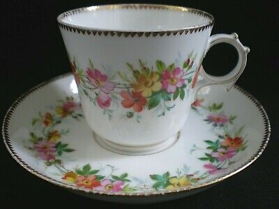 Vintage Sevres Coffee Cup And Saucer  (d)[113] • 14.95£
