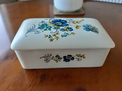 Purbeck Ceramics -swanage Lidded Butter Dish • 9.50£