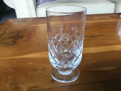 British Airways Concorde Royal Brierley Lead Crystal Wine Glass 1976 Rare • 55£