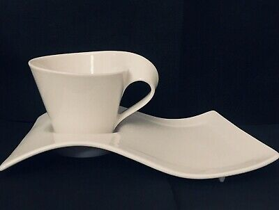 Villeroy & Boch New Wave Collection One Cup & One Saucer . • 16£