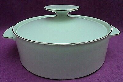 Thomas Germany White/Gold Thin Gold Band Porcelain Tureen With Lid  • 30£