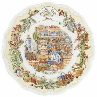 Brambly Hedge 2001 Year Plate 1st Quality - Royal Doulton  • 65£