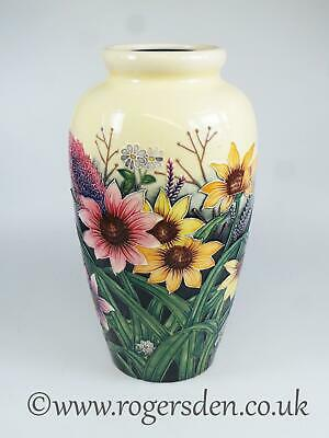 Old Tupton Ware  Tubelined  Vase Summer Bouquet 1132 • 64.99£