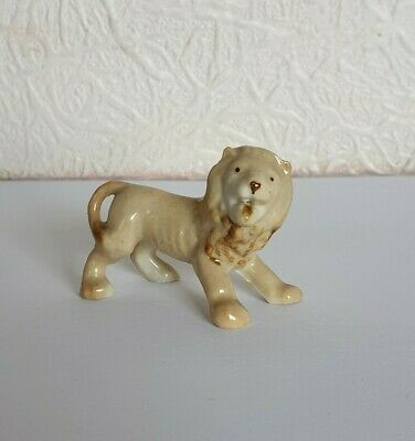 Vintage Wade LION From WHIMSIES SET 4 - 1955 - EX CON • 3.50£