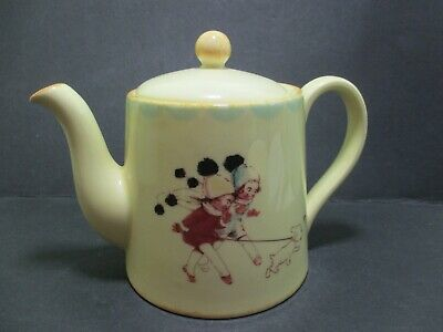 Carlton Ware Mabel Lucie Attwell Teapot • 38£