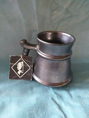 Small Tankard Made By BENEDICTINE MONKS Of PRINKNASH ABBEY • 9.99£