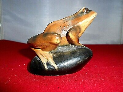 Purbeck Pottery Frog Or Toad Animal Figurine Ceramic RARE • 39.99£