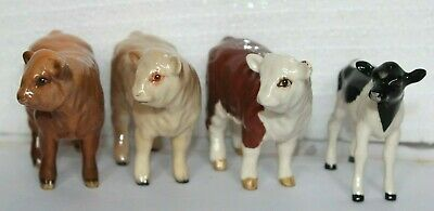 BESWICK FARM COUNTRYSIDE CALVES - Hereford, Charolais, Highland And Friesian  • 139.99£